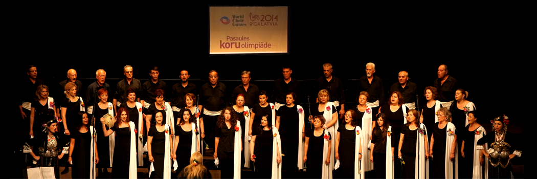 Alexandrian Choirs - Slider - Alexandrian Voices at World Choir Games 2014